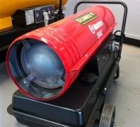 Canon à air chaud munters sial 30Kw