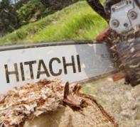 Hitachi outdoor equipment